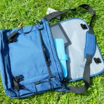 Messenger Bag - Open