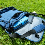 Messenger Bag - With Inner-B Organiser and Tablet
