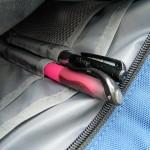 Messenger Bag - Pen Holders